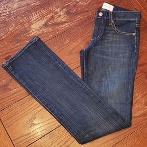 Sienna Low Rise Straight Jeans